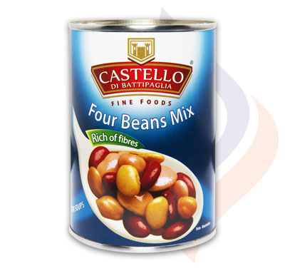 Italian Four Beans Mix