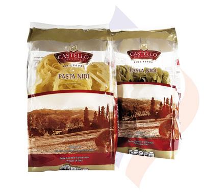 Italian Pasta Nidi Cuts